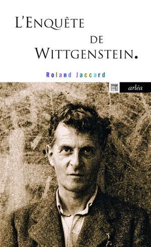 L'enquête de Wittgenstein