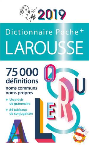 Dictionnaire Larousse poche + 2019