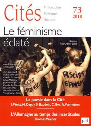 Cités. n° 73, Le féminisme éclaté