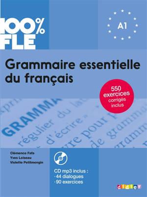 Grammaire essentielle du français A1