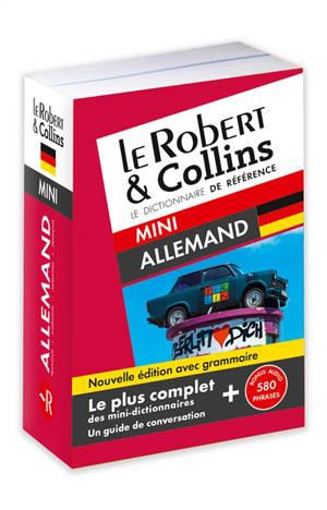 Le Robert & Collins mini allemand : français-allemand, allemand-français