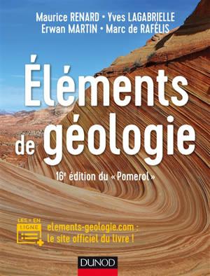 Eléments de géologie