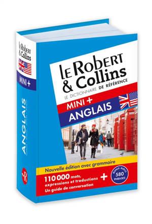 Le Robert & Collins mini + anglais : français-anglais, anglais-français