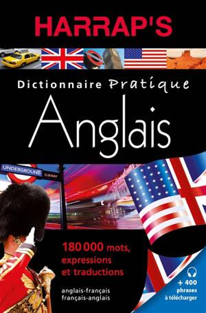 Harrap's dictionnaire pratique : anglais-français, français-anglais