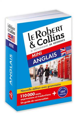 Le Robert & Collins mini anglais : français-anglais, anglais-français