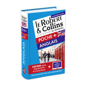 Le Robert & Collins poche + anglais