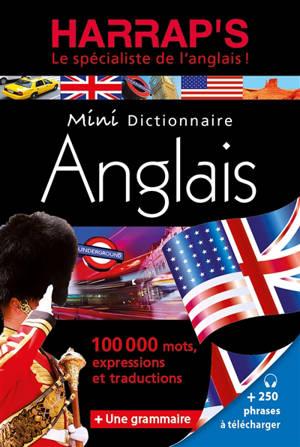 Harrap's mini dictionnaire anglais : anglais-français, français-anglais
