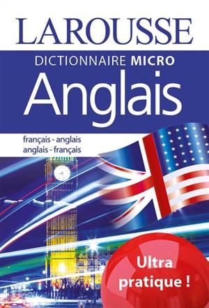 Dictionnaire Larousse anglais : français-anglais, anglais-français