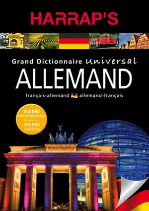 Allemand : grand dictionnaire universal français-allemand, allemand-français