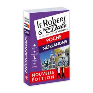 Le Robert & Van Dale : dictionnaire français-néerlandais, néerlandais-français : néerlandais poche