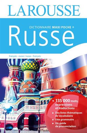 Dictionnaire maxipoche + russe : français-russe, russe-français