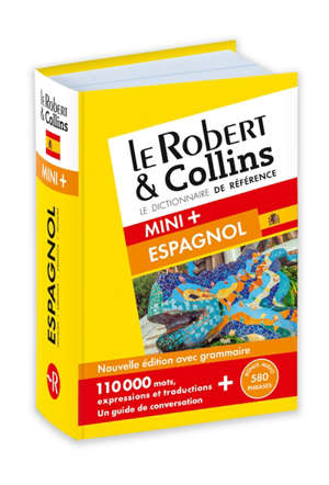 Le Robert & Collins mini + espagnol : français-espagnol, espagnol-français