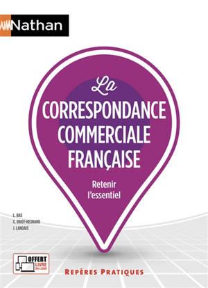La correspondance commerciale française : retenir l'essentiel