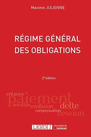 Régime général des obligations