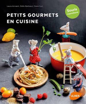 Petits gourmets en cuisine : souris marmitons