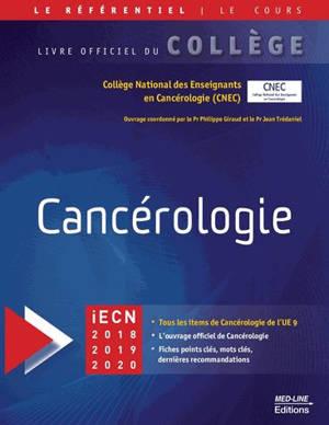 Cancérologie : iECN 2018, 2019, 2020