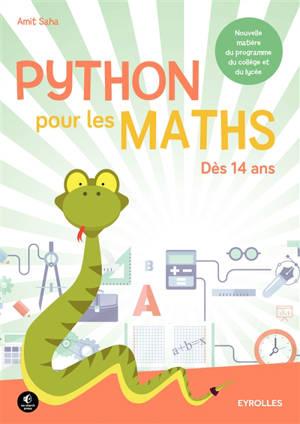 Python pour les maths : dès 14 ans