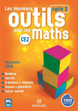 Les nouveaux outils pour les maths CE2, cycle 2 : programmes 2016