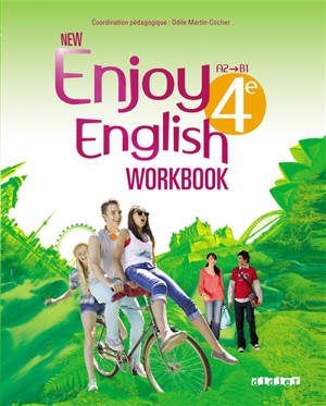 New Enjoy English 4e, A2-B1 : workbook