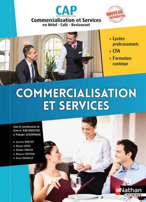 Commercialisation et services CAP commercialisation et services en hôtel, café, restaurant