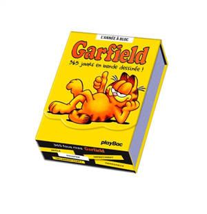 Garfield : 365 jours en bande dessinée !