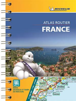 Atlas routier : France