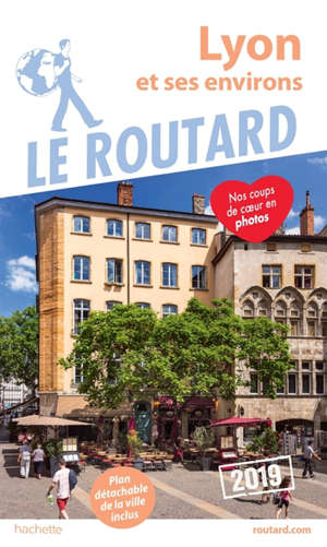 Lyon et ses environs : 2019