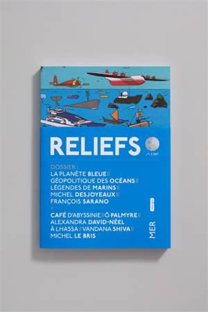 Reliefs. n° 6, Mer