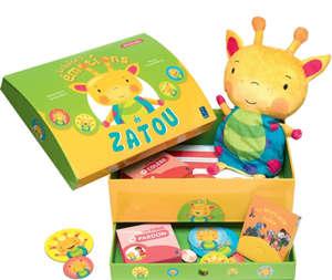La boîte à émotions de Zatou : maternelle