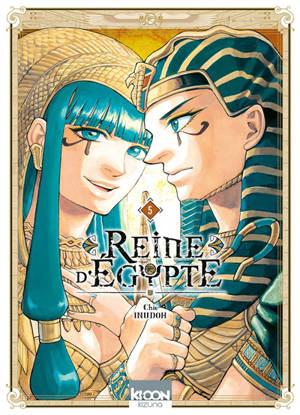 Reine d'Egypte. Volume 5