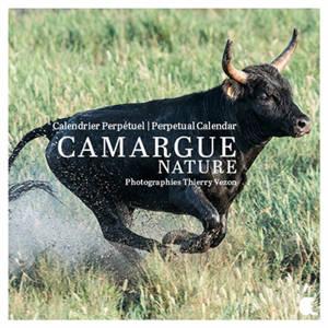 Camargue nature : calendrier perpétuel = perpetual calendar