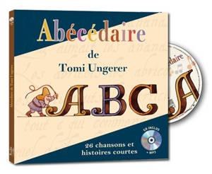 Abécédaire de Tomi Ungerer : 26 chansons et histoires courtes