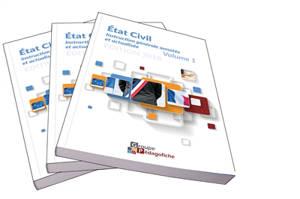 Etat civil : instruction générale annotée et actualisée