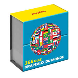 365 quiz drapeaux du monde