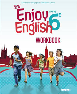 New Enjoy English 6e, A1-A2 : workbook