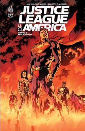 Justice league of America. Volume 6, Ascension