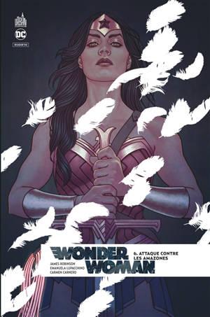 Wonder Woman rebirth. Volume 6, Attaque contre les Amazones