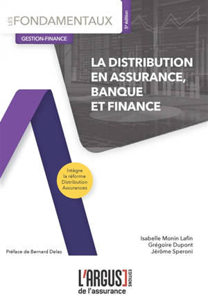 La distribution en assurance, banque et finance