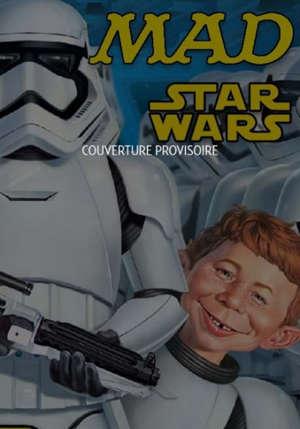 Mad présente Star Wars
