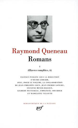Oeuvres complètes. Volume 2, Romans. 1