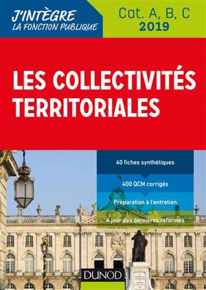 Les collectivités territoriales 2019 : catégories A, B, C