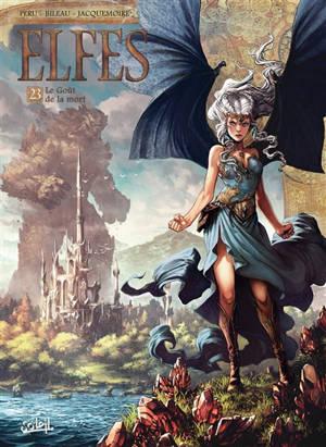 Elfes. Volume 23, Le goût de la mort