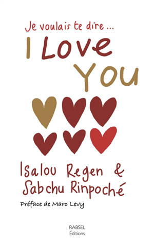 Je voulais te dire... I love you