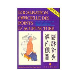 Localisation officielle des points d'acupuncture