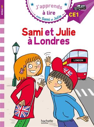 Sami et Julie à Londres : CE1