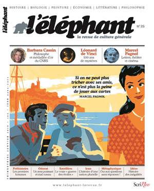 L'Eléphant : la revue. n° 25