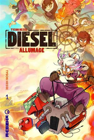 Diesel. Volume 1, Allumage