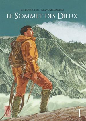 Le sommet des dieux. Volume 1