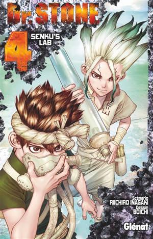 Dr Stone. Volume 4, Senku's lab