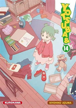 Yotsuba & !. Volume 14